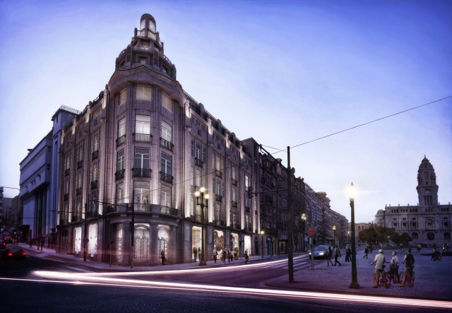 Os apartamentos custaram entre 215.000 e 1.45 milhões de euros