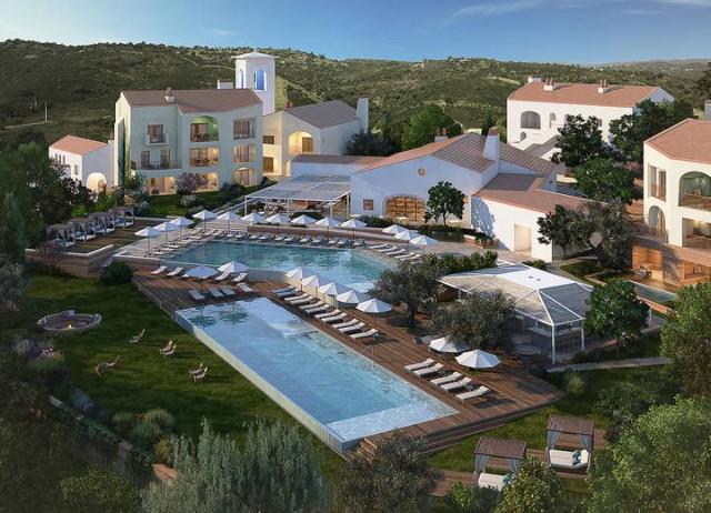 Novo empreendimento imobiliário de luxo no Algarve é um dos 50 projetos em marcha / Ombria Resort