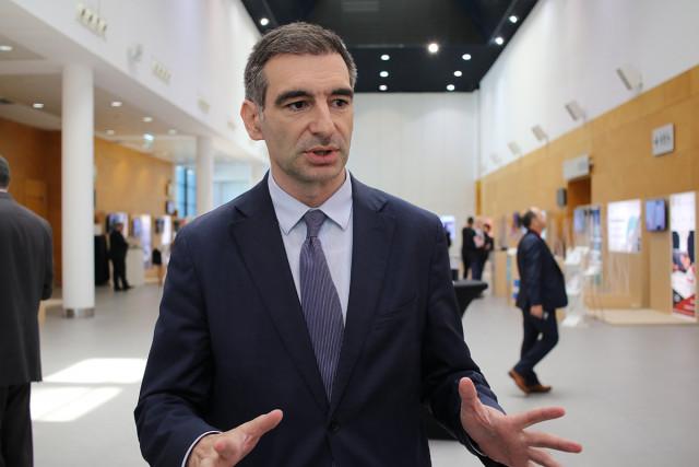 Abel Mascarenhas, presidente da Comissão Diretiva da Estrutura de Gestão doIFRRU 2020