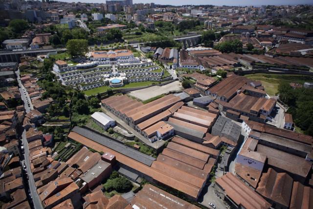 O World of Wine vai nascer onde antes funcionavam armazéns de Vinho do Porto / Observador