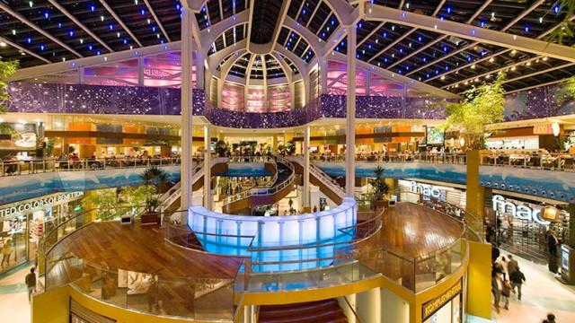 O centro comercial Colombo é um dos ativos da Sonae Sierra / www.colombo.pt