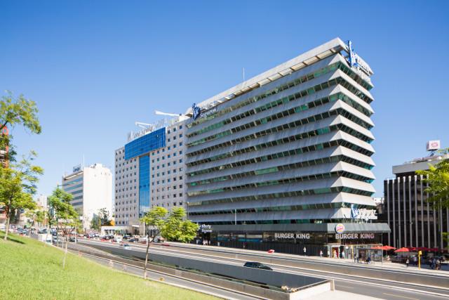 O Edifício Liberty, na Avenida Fontes Pereira de Melo, em Lisboa, integra o portefólio / CBRE