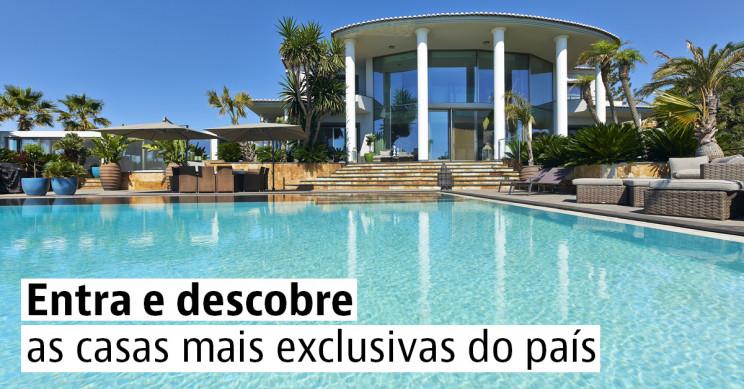 As casas mais caras de Portugal