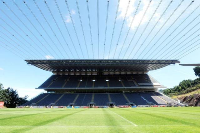 Estádio Municipal de Braga custou mais de 150 milhões, mais do dobro do previsto / Câmara Municipal de Braga