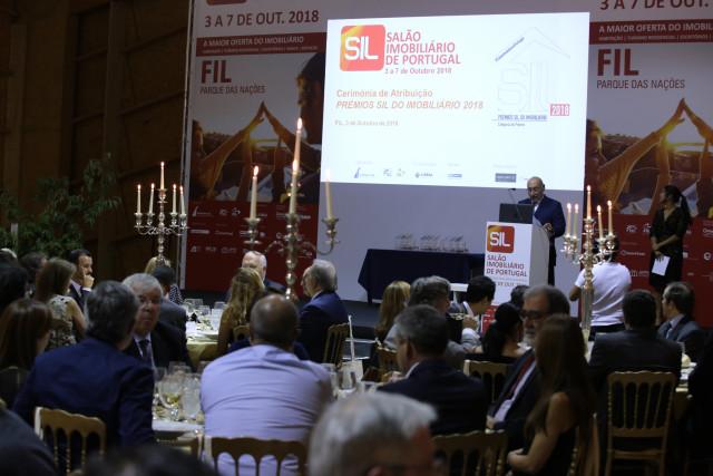 Presidente da Fundação AIP, Jorge Rocha de Matos / Nuno Cruz/FIL