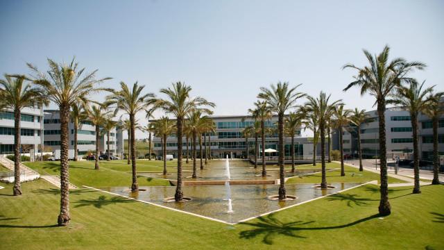 Teixeira Duarte vendeu o Lagoas Park ao fundo europeu Kildare por 375 milhões / lagoaspark.com