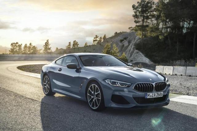 BMW Série 8, um dos mais vendidos / BMW