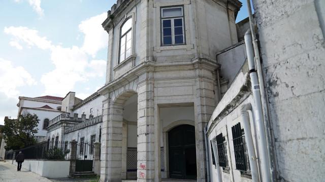 O Quartel localiza-se no Largo da Graça, em Lisboa / REVIVE