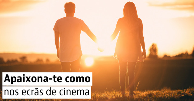 Destinos de cinema para o Dia dos Namorados