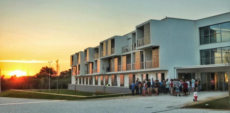 Residência da Nova SBE tem 122 quartos geridos pela Milestone / Milestone