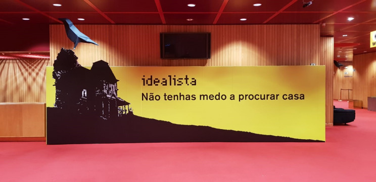 O idealista é um dos patrocinadores do festival internacional de cinema. / IndieLisboa