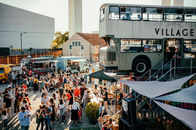 Facebook do Village Underground Lisboa