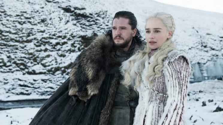 Jon Sow e Daenerys Targaryen / HBO