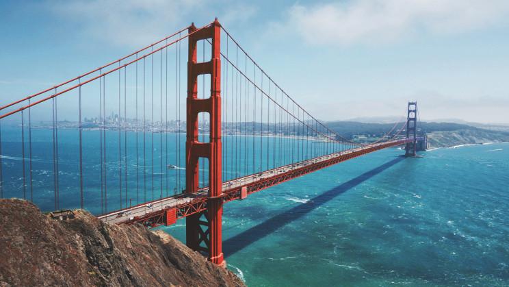 Golden Gate Bridge, São Francisco / Photo by Maarten van den Heuvel on Unsplash