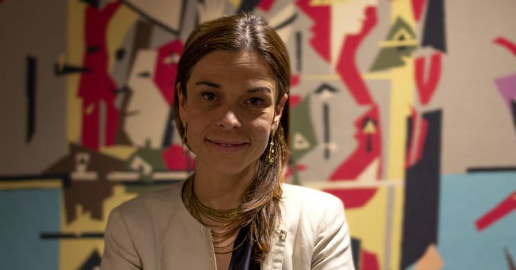 Ana Pinho, secretária de Estado da Habitação