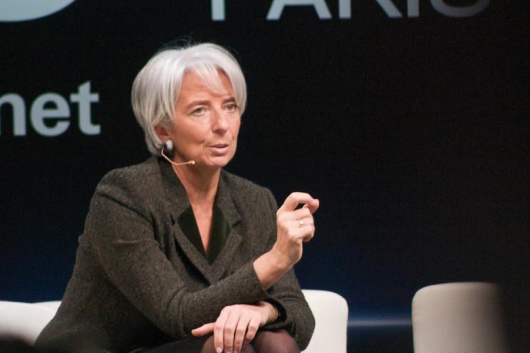 Christine Lagarde sai da liderança do FMI para assumir presidência do BCE / Flickr