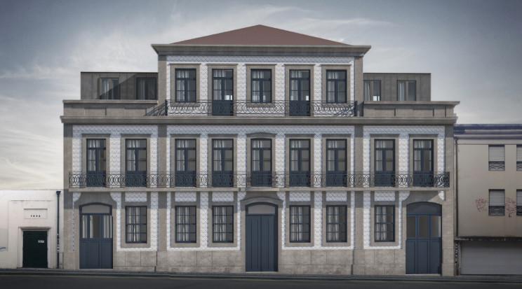 O condomínio residencial tem 14 apartamentos, de tipologias T1 e T2 / Luximo's Christie´s International Real Estate