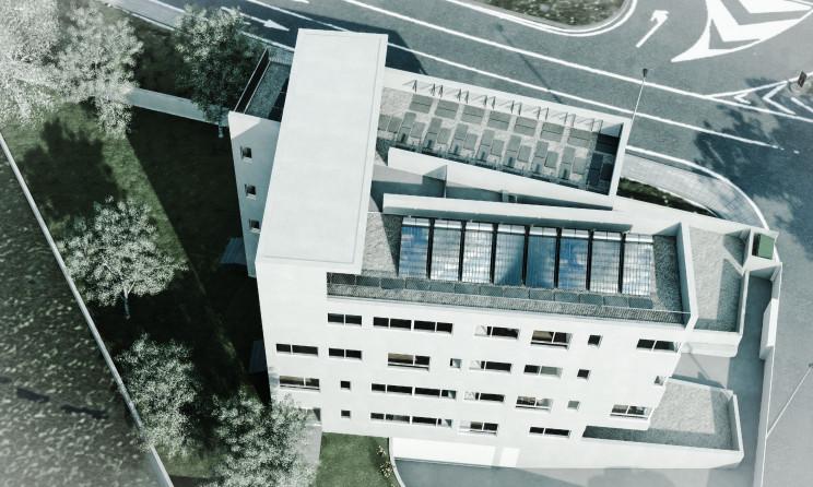 Assim será o Condomínio Nova Rio, na freguesia de Paranhos / Grupo Omega