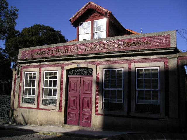 A antiga fábrica é uma das mais emblemáticas da cidade / Wikimedia commons