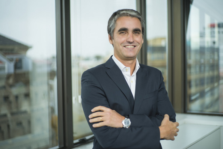 Pedro Lancastre, diretor-geral da JLL / JLL