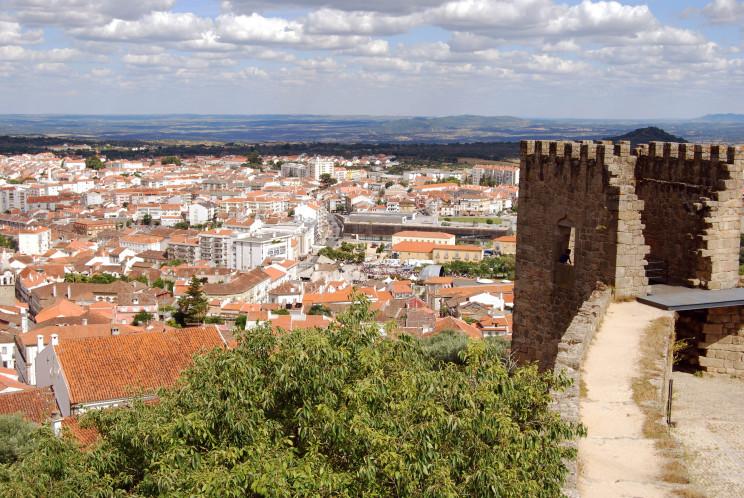 Há muita procura de casas e quintas nos arredores de Castelo Branco / Wikimedia commons