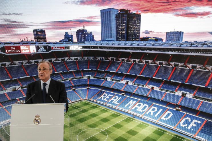 Investimento é feito através da Clece, controlada pela ACS, construtora espanhola liderada por Florentino Pérez / Gtres