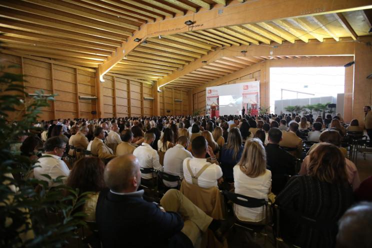 Conferência realizada na edição de 2018 do SIL / SIL