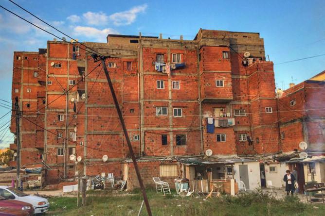 Vale de Chícharos, conhecido como Bairro da Jamaica, no Seixal, distrito de Setúbal / http://phplist.ps.pt