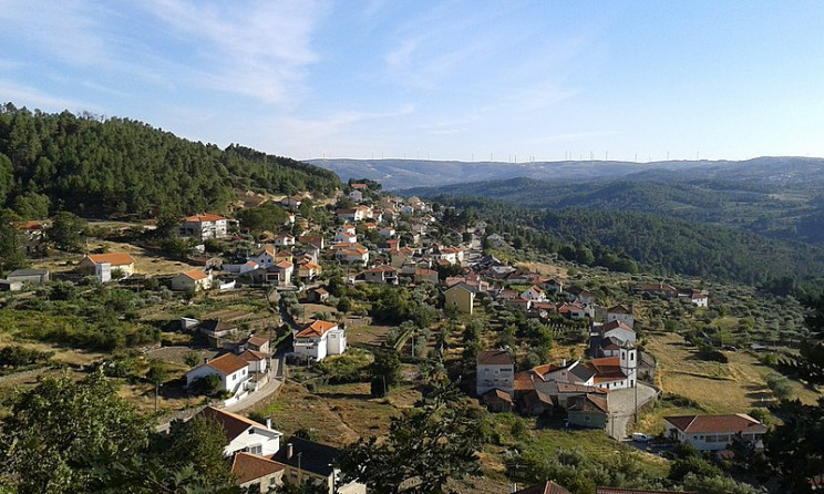 Castelo, uma freguesia em Moimenta da Beira, o município mais barato para arrendar casa / Wikimedia commons