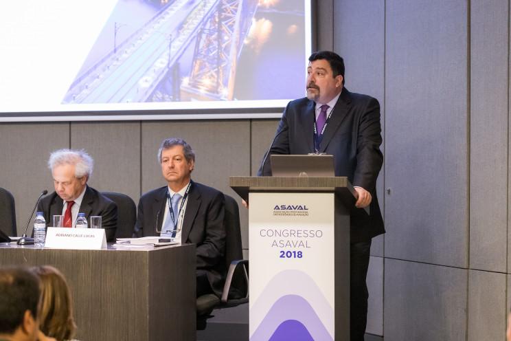 Paulo Barros Trindade, presidente da ASAVAL / João Bizarro Fotografia via ASAVAL