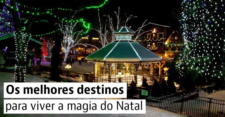 5 vilas de Natal para celebrar a época festiva em família