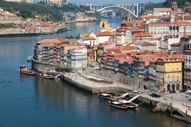 Bons resultados do IFFRU revelados na Semana da Reabilitação Urbana do Porto / Gtres