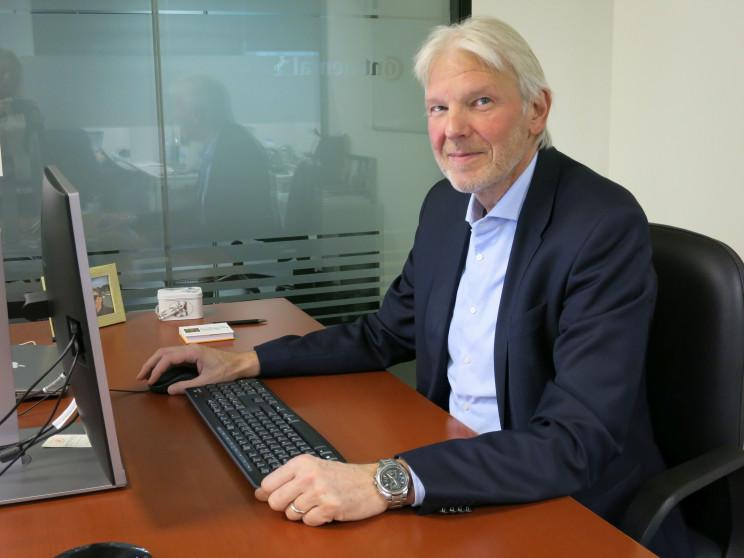 Jochen Diehm, diretor da Continental Engineering Services. / Continental Mabor