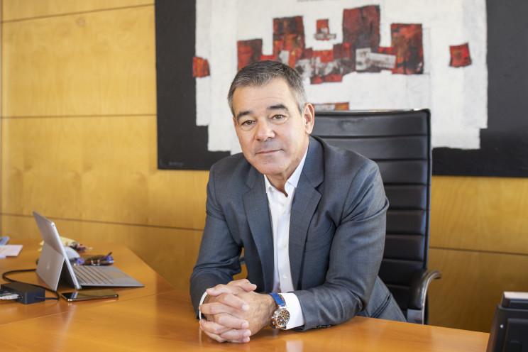 Sérgio Ferreira, CEO e fundador da promotora imobiliária de luxo / Coporgest