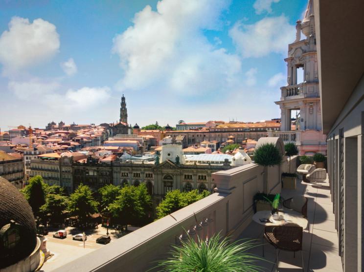 Living Aliados, no Porto, é um dos projetos que é promovido pela Quantico-Albatross / Predibisa/JLL