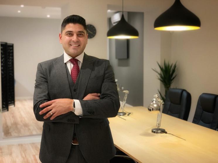 Zaid Abood, diretor regional  / Berkshire Hathaway HomeServices Portugal Property