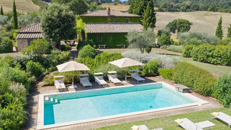 Uma fantástica 'villa' por 2,2 milhões de euros / Engel & Völkers