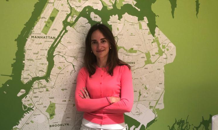 Ana Ariño, vice-presidente executiva da Câmara Municipal de Nova Iorque