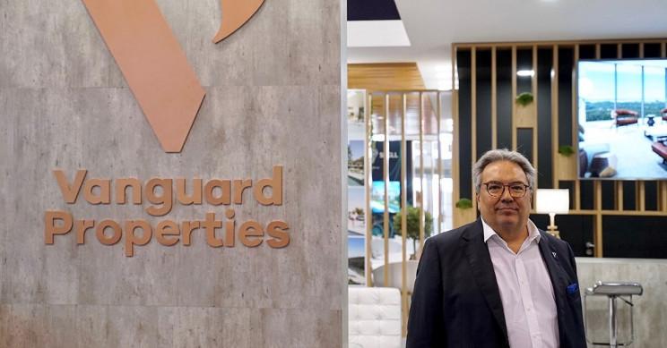 José Cardoso Botelho, diretor-geral da Vanguard Properties