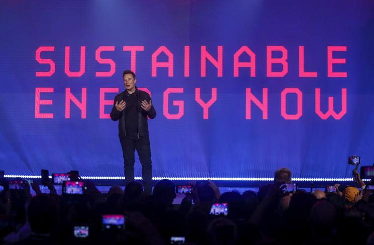 Elon Musk, CEO da Tesla / Gtres