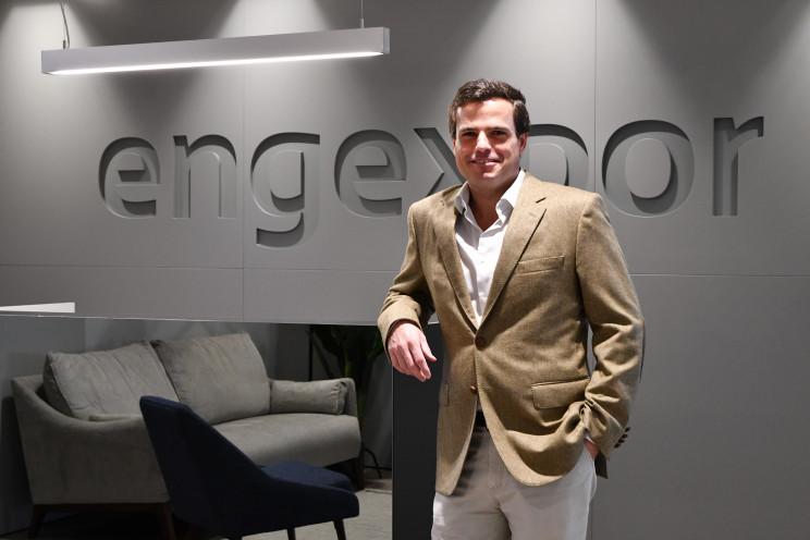 Miguel Alegria, CEO da Engexpor / Engexpor