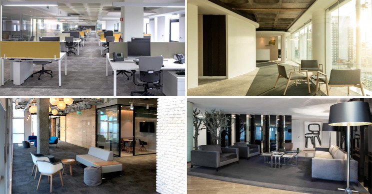 Lock Corporate Spaces