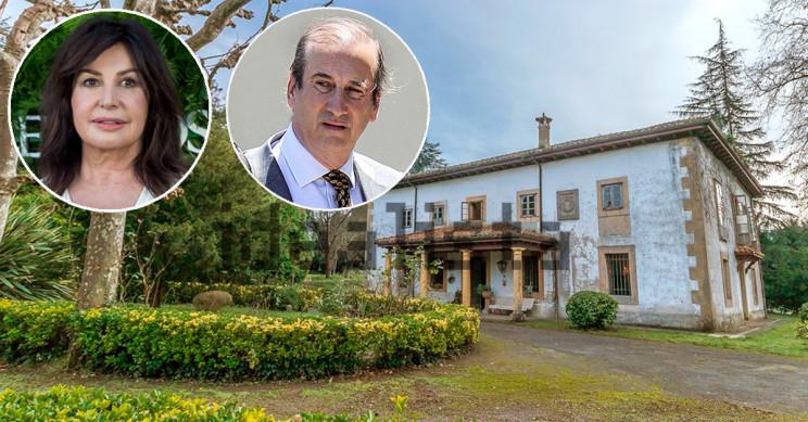 Propriedade começou por estar à venda por cinco milhões de euros