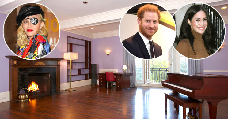 O apartamento da rainha da pop fica em Nova Iorque