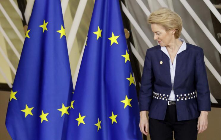 Ursula von der Leyen, presidente da Comissão Europeia / Gtres