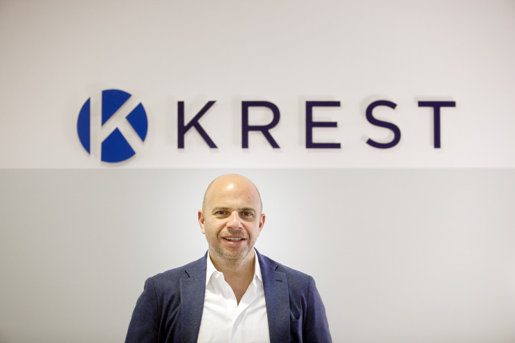 Claude Kandiyoti, CEO da promotora belga / Krest Krest Real Estate Investments