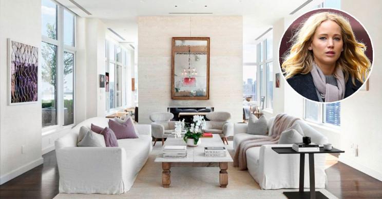 Uma penthouse em Nova Iorque