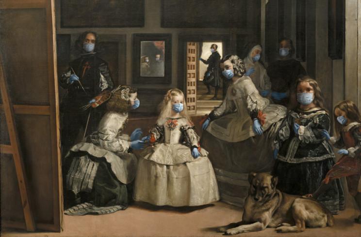 As Meninas / Diego de Velázquez/POA Estudio