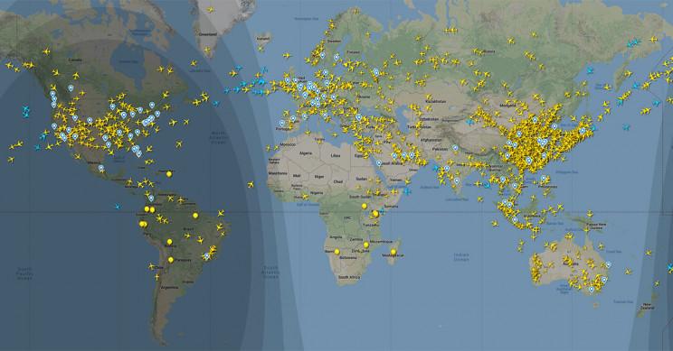 https://www.flightradar24.com/16.13,-1.23/3