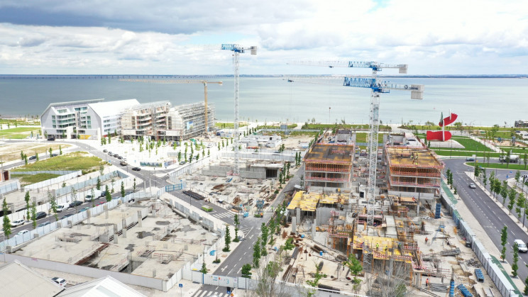 Prata Riverside Village, Lisboa / VIC Properties